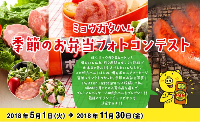お弁当キャンペーン