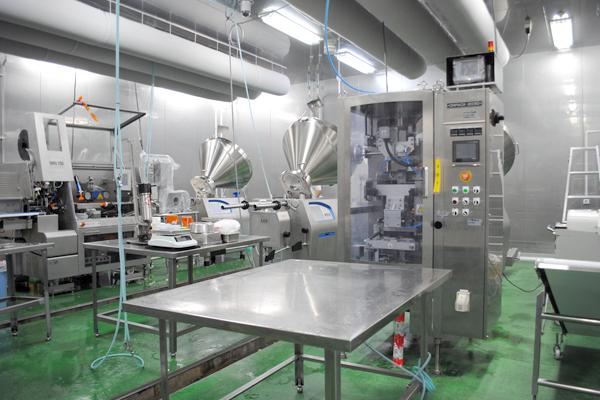 製造室の写真